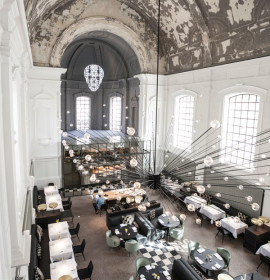 The Jane Restaurant Antwerp
