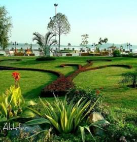 Shakarparian Hills in Islamabad