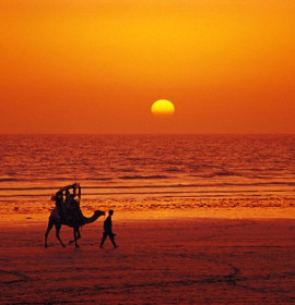 Clifton Beach, Karachi